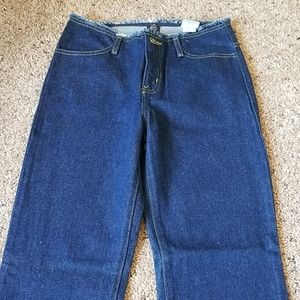 Xoxo blue high rise waisted Jean's size 14
